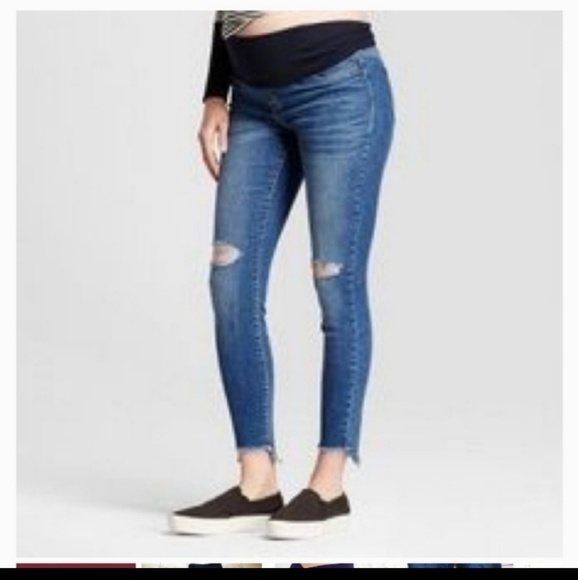 97bfdbf6fc073 Isabel Maternity by Ingrid & Isabel Jeans | Isabel Maternity Plus ...
